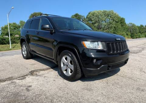 2011 Jeep Grand Cherokee for sale at InstaCar LLC in Independence MO