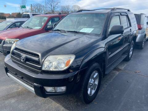 2004 Toyota 4Runner for sale at Sartins Auto Sales in Dyersburg TN