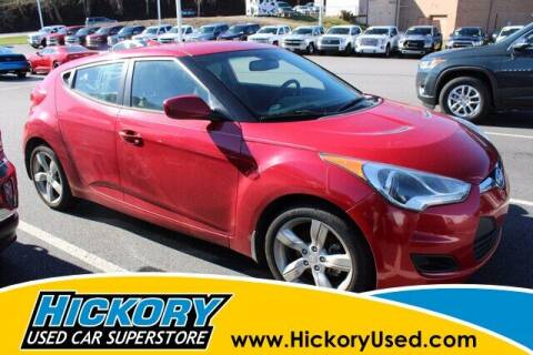 2013 Hyundai Veloster for sale at Hickory Used Car Superstore in Hickory NC
