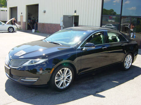 2016 Lincoln MKZ for sale at North South Motorcars in Seabrook NH
