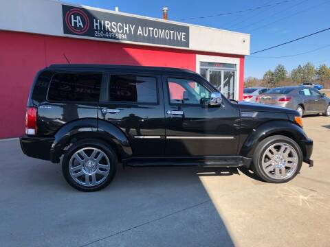 2011 Dodge Nitro for sale at Hirschy Automotive in Fort Wayne IN