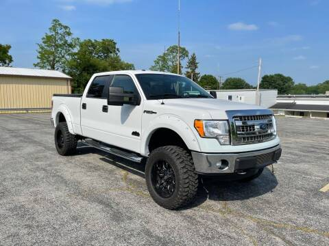 2013 Ford F-150 for sale at Jackie's Car Shop in Emigsville PA