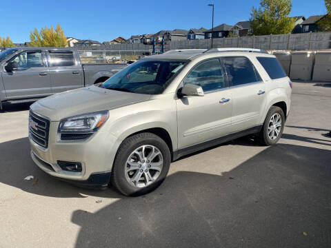 2016 GMC Acadia for sale at Truck Buyers in Magrath AB
