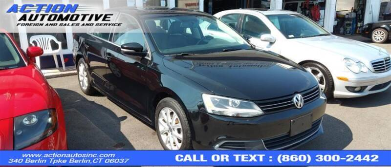 2014 Volkswagen Jetta for sale at Action Automotive Inc in Berlin CT