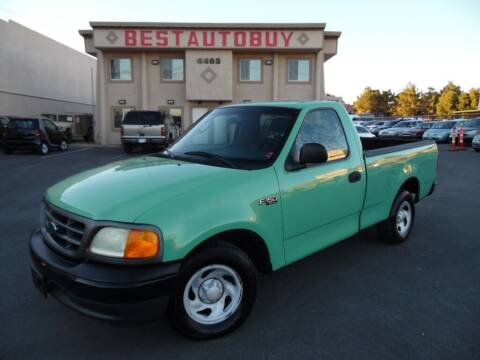 2004 Ford F-150 Heritage for sale at Best Auto Buy in Las Vegas NV