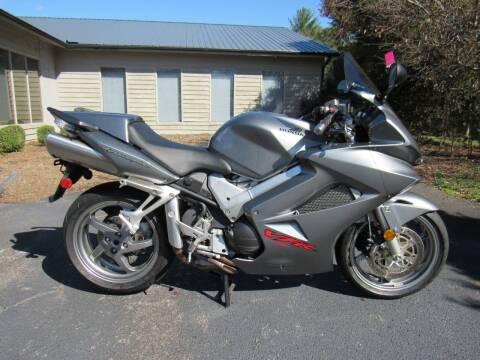 2008 Honda VFR800 for sale at Blue Ridge Riders in Granite Falls NC