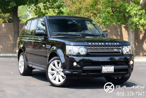 2013 Land Rover Range Rover Sport for sale at Galaxy Autosport in Sacramento CA
