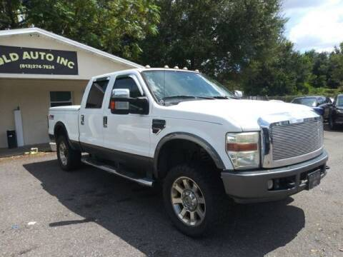 2008 Ford F-250 Super Duty for sale at QLD AUTO INC in Tampa FL