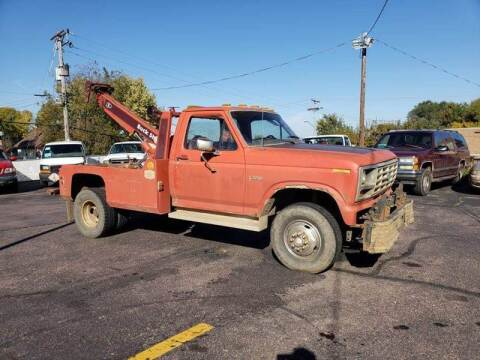 1985 Ford F-350 for sale at Geareys Auto Sales of Sioux Falls, LLC in Sioux Falls SD