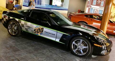 2008 Chevrolet Corvette for sale at Suncoast Sports Cars and Exotics in West Palm Beach FL