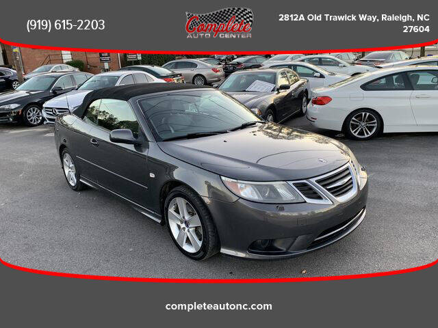 2010 Saab 9-3 for sale at Complete Auto Center , Inc in Raleigh NC