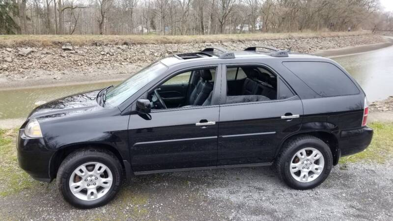 2006 Acura MDX for sale at Auto Link Inc in Spencerport NY