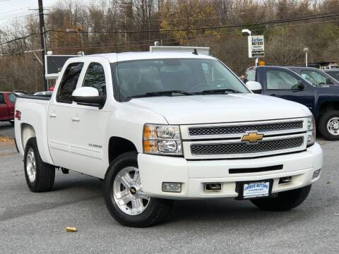 2013 Chevrolet Silverado 1500 for sale at Jarboe Motors in Westminster MD