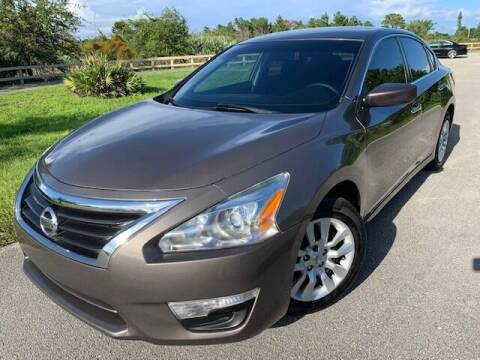 2015 Nissan Altima for sale at Deerfield Automall in Deerfield Beach FL