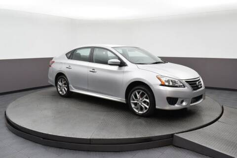 2013 Nissan Sentra for sale at M & I Imports in Highland Park IL