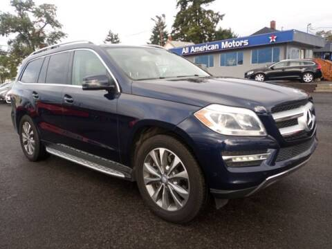 2013 Mercedes-Benz GL-Class for sale at All American Motors in Tacoma WA