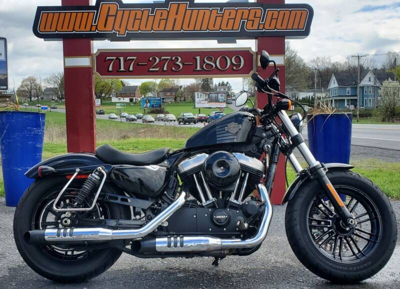2016 Harley-Davidson Sportster 1200 48 for sale at Haldeman Auto in Lebanon PA