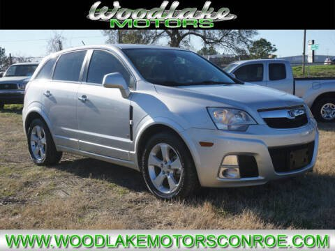 2009 Saturn Vue for sale at WOODLAKE MOTORS in Conroe TX