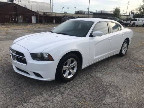 2012 Dodge Charger for sale at Eddie's Auto Sales in Jeffersonville IN