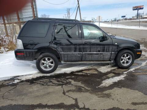 2007 Mercury Mountaineer for sale at Carlisle's in Canton OH