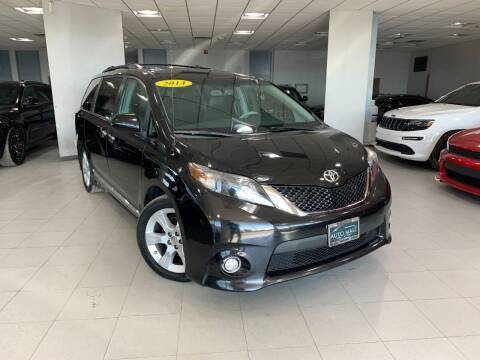 2014 Toyota Sienna for sale at Auto Mall of Springfield in Springfield IL