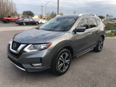 2018 Nissan Rogue for sale at Reliable Motor Broker INC in Tampa FL