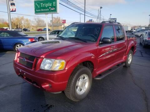 2004 Ford Explorer Sport Trac for sale at Larry Schaaf Auto Sales in Saint Marys OH