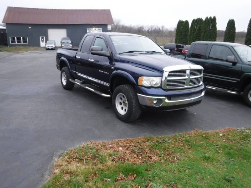2005 Dodge Ram Pickup 1500 for sale at Vicki Brouwer Autos Inc. in North Rose NY