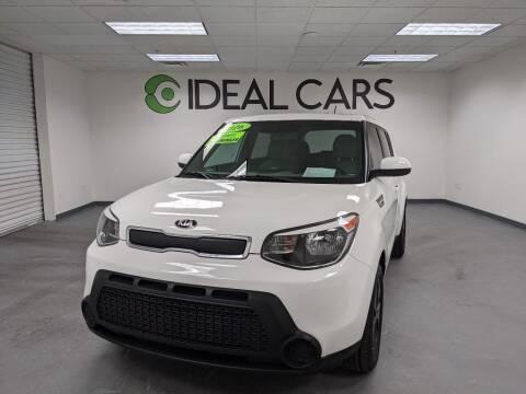 2016 Kia Soul for sale at Ideal Cars Atlas in Mesa AZ