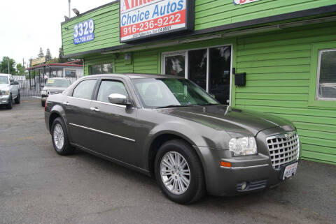 2010 Chrysler 300 for sale at Amazing Choice Autos in Sacramento CA