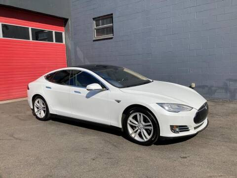 2014 Tesla Model S for sale at Paramount Motors NW in Seattle WA