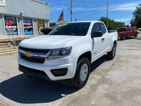 2017 Chevrolet Colorado for sale at Bagwell Motors in Lowell AR