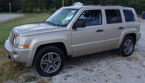 2009 Jeep Patriot for sale at Taylor Car Connection in Sedalia MO