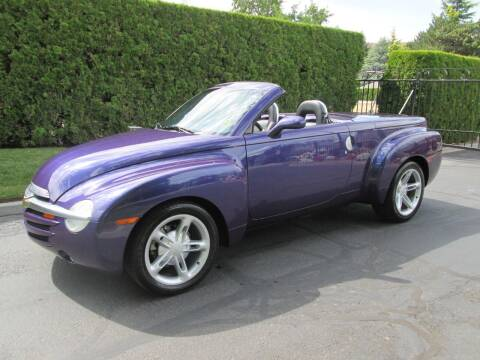 2004 Chevrolet SSR for sale at Top Notch Motors in Yakima WA
