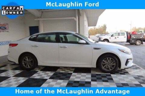2019 Kia Optima for sale at McLaughlin Ford in Sumter SC