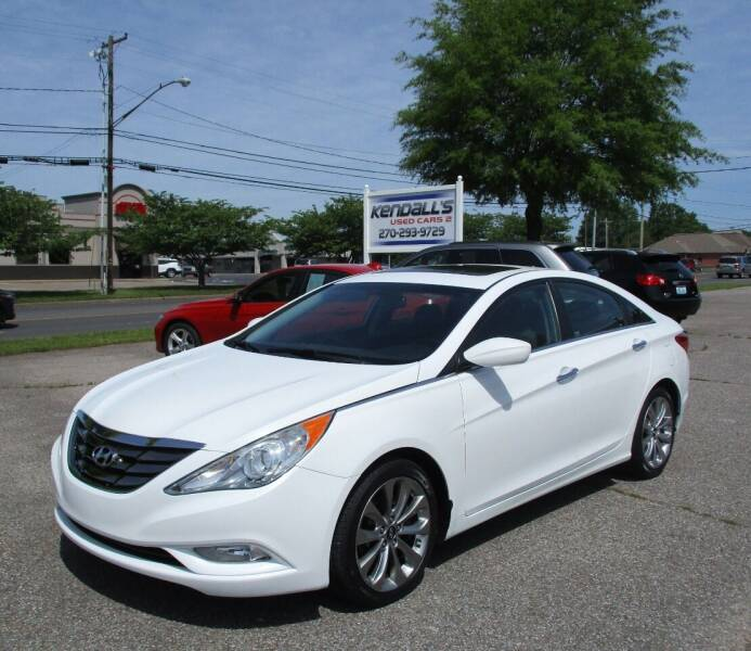 2013 Hyundai Sonata for sale at Kendall's Used Cars 2 in Murray KY