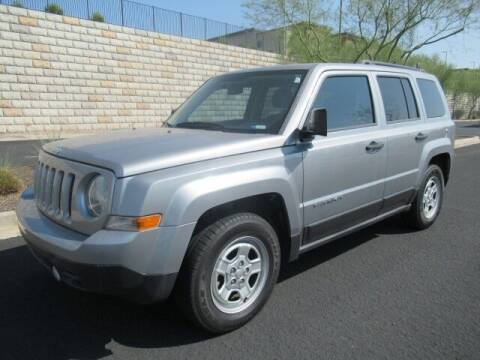 2015 Jeep Patriot for sale at Curry's Cars Powered by Autohouse - Auto House Tempe in Tempe AZ