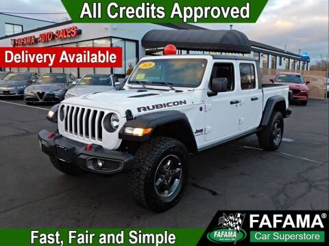 2020 Jeep Gladiator for sale at FAFAMA AUTO SALES Inc in Milford MA