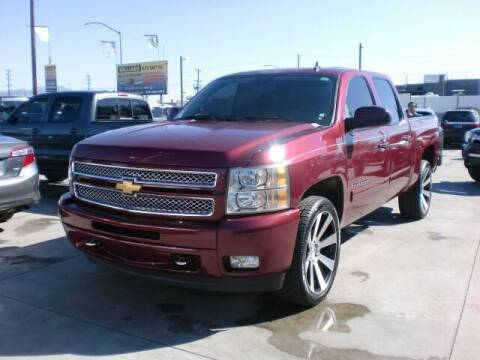 2013 Chevrolet Silverado 1500 for sale at Williams Auto Mart Inc in Pacoima CA