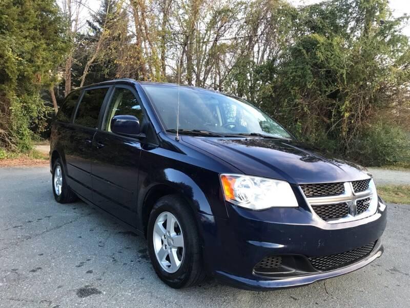 2012 Dodge Grand Caravan for sale at Pristine AutoPlex in Burlington NC