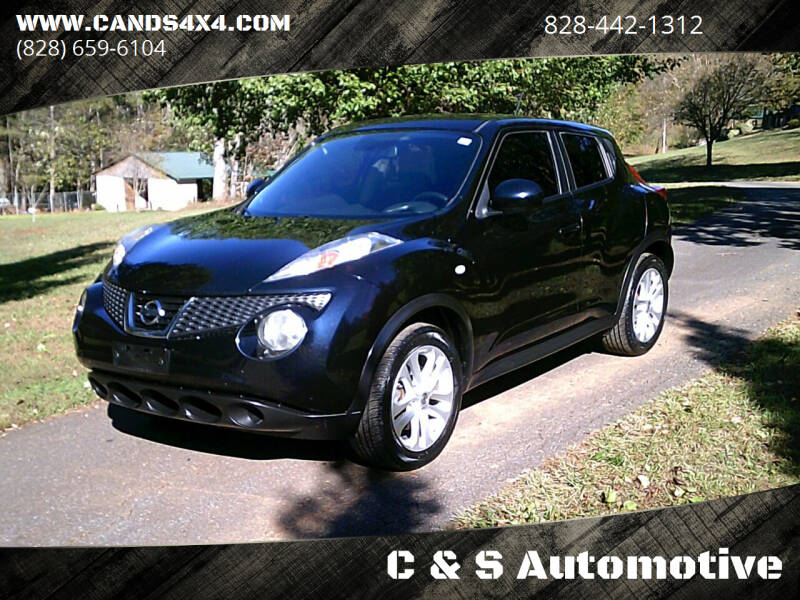 2012 Nissan JUKE for sale at C & S Automotive in Nebo NC