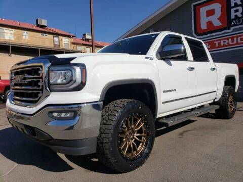 2018 GMC Sierra 1500 for sale at Red Rock Auto Sales in Saint George UT
