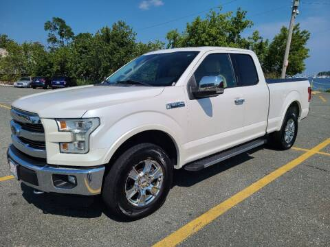2015 Ford F-150 for sale at Bridge Auto Group Corp in Salem MA