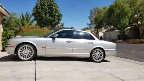 2004 Jaguar XJR for sale at RAFIKI MOTORS in Henderson NV
