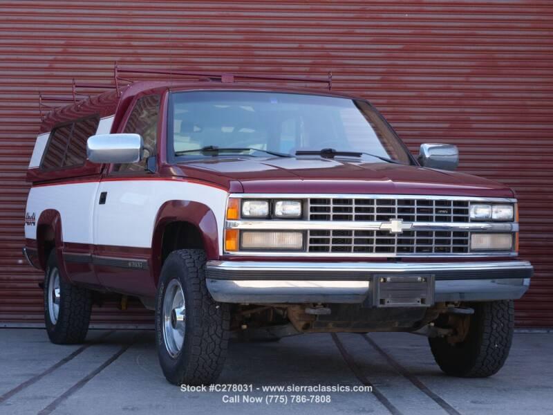 1989 Chevrolet C/K 3500 Series for sale in Reno, NV