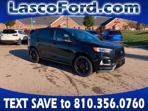 2020 Ford Edge for sale at Lasco of Grand Blanc in Grand Blanc MI