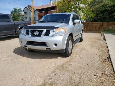 2014 Nissan Armada for sale at INVICTUS MOTOR COMPANY in West Valley City UT