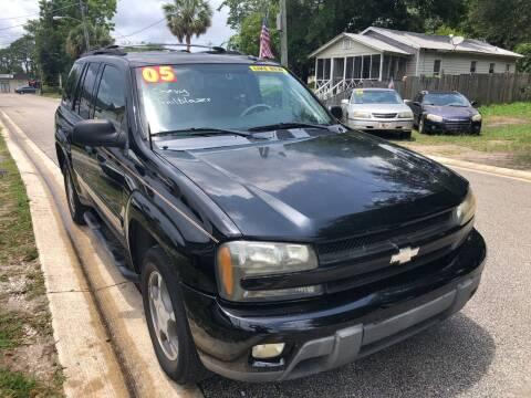 2005 Chevrolet TrailBlazer for sale at Castagna Auto Sales LLC in Saint Augustine FL