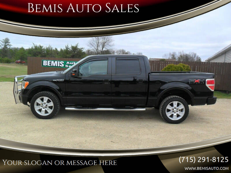 2009 Ford F-150 for sale at Bemis Auto Sales in Crivitz WI