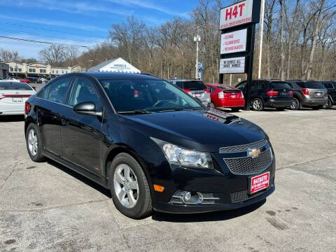 2012 Chevrolet Cruze for sale at H4T Auto in Toledo OH